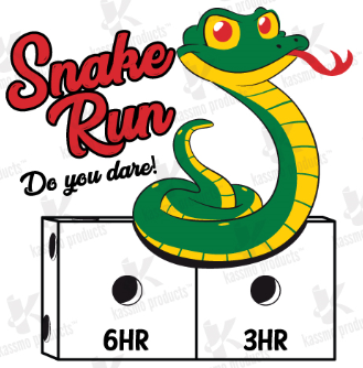 The Snake Run logo