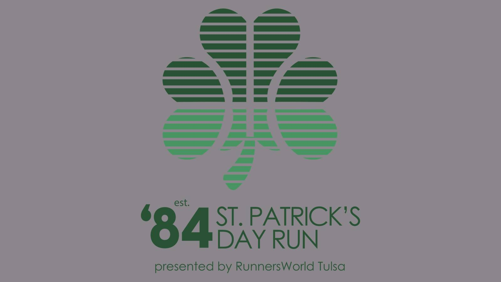 St. Patrick's Day Run logo